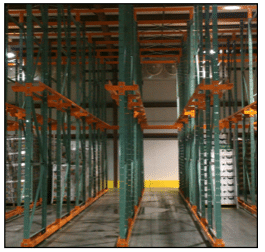 Spacerak Pallet Rack