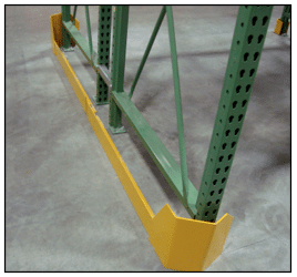 Pallet Rack: Speedrack Safety Products