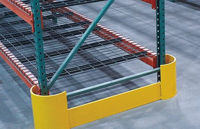 Warehouse guarding systems