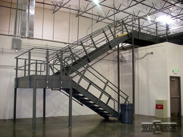 How to Quote Mezzanines and Work Platforms