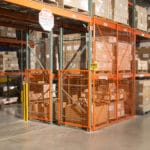 BeastWire Rack Safety Door with End Panels