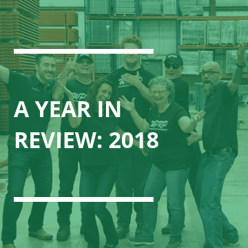 A Year in Review 2018